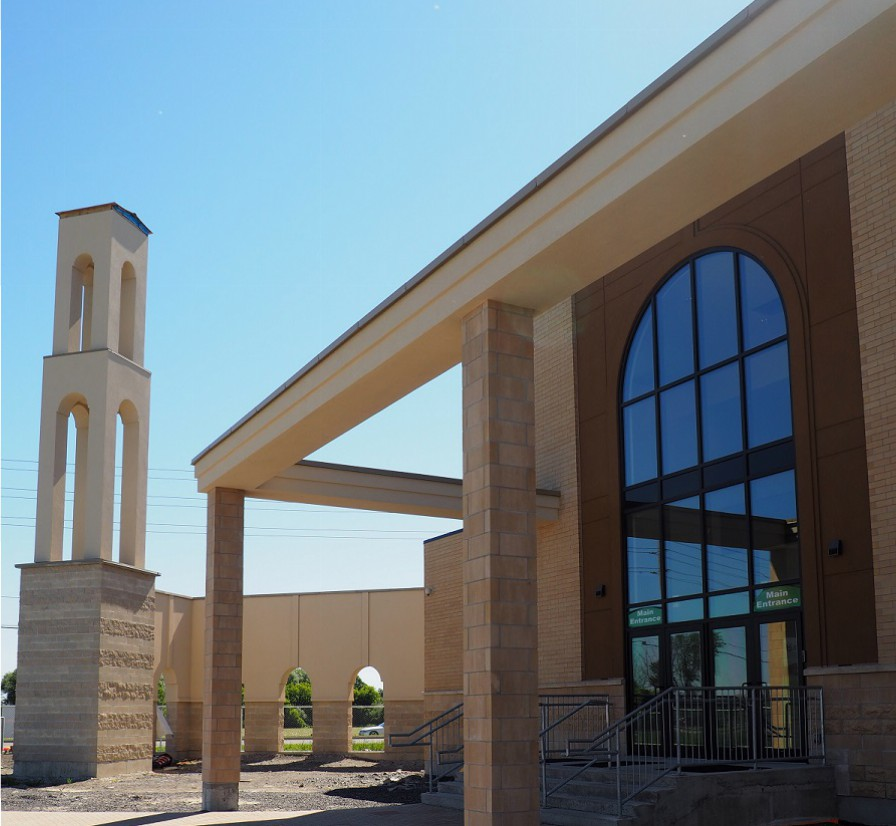2015 Ottawa Doors Open: South Nepean Muslim Community Centre.