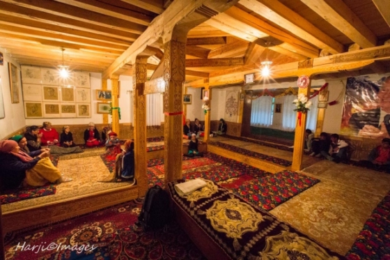 Please click on image for Badakhshan Prayer Houses by Muslim Harji