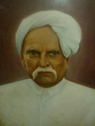 Legendary Nazarali Rahim Makani (1883 – 1951). Photo: Khurshid Makani Collection.