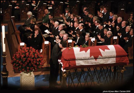 Pierre Trudeau Funeral