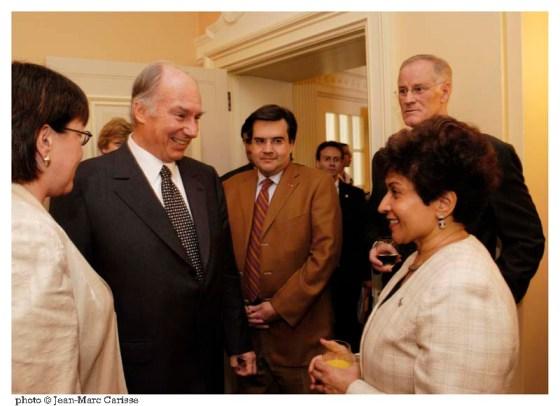 re, Bill Graham & Yasmin Ratansi