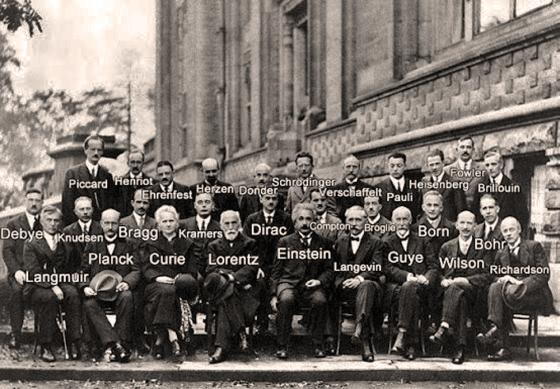 Naklanki Geeta Legendary Solvay Conference of 1927 Fig 2