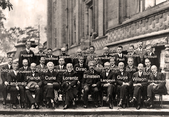 Naklanki Geeta Legendary Solvay Conference of 1927 Fig 2