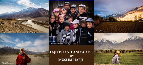 Please click on image for Tajikistan Landscapes.