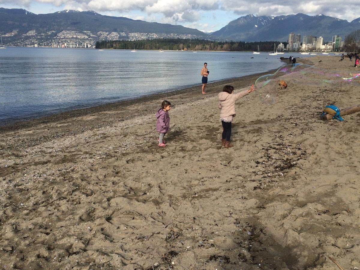 Kitsilano Beach Vancouver 2 2016