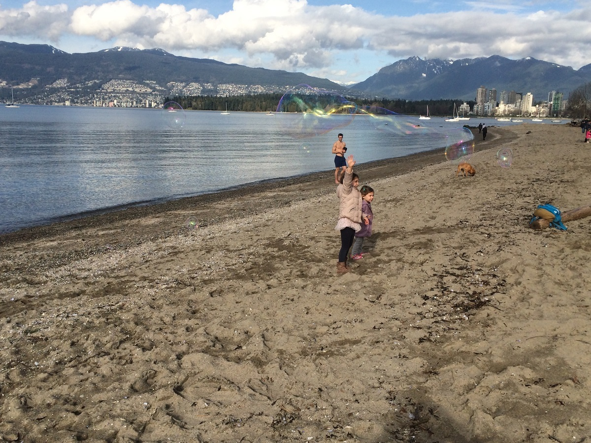 Kitsilano Beach Vancouver 3 2016
