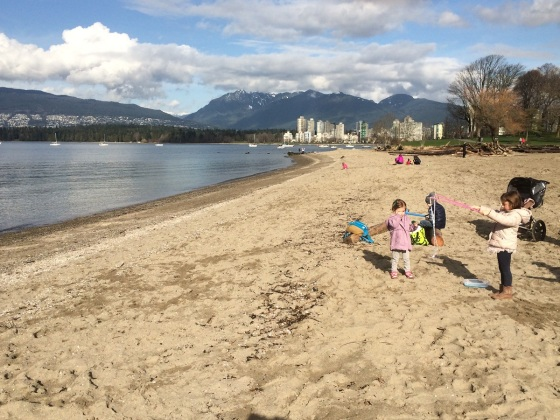 Kitsilano Beach Vancouver 4 2016