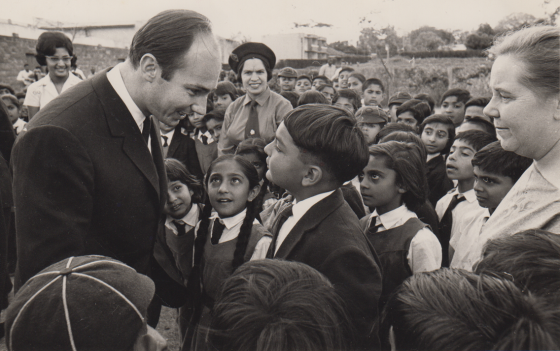 Aga Khan Primary School Nairobi Visit 1