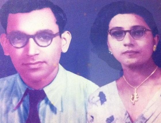 Mr and Mrs Makani