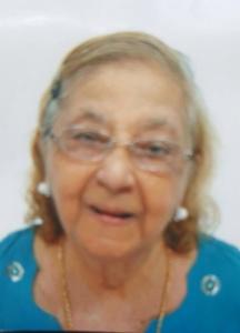 Mum's photo before she passed away