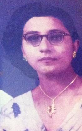 The late Noorunisa Maherali (1929-2015)