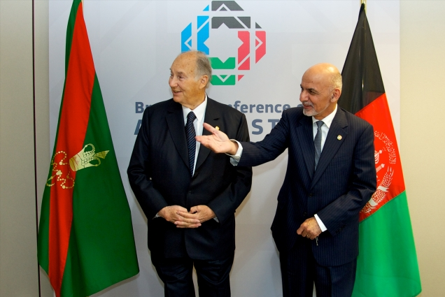 aga-khan-and-afghanistan-president-at-brussels-conference-2016