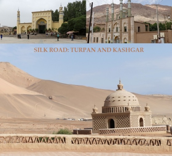 Please click on image for second installment in a special series on the Silk Road. Photos: Ali Karim. Copyright.