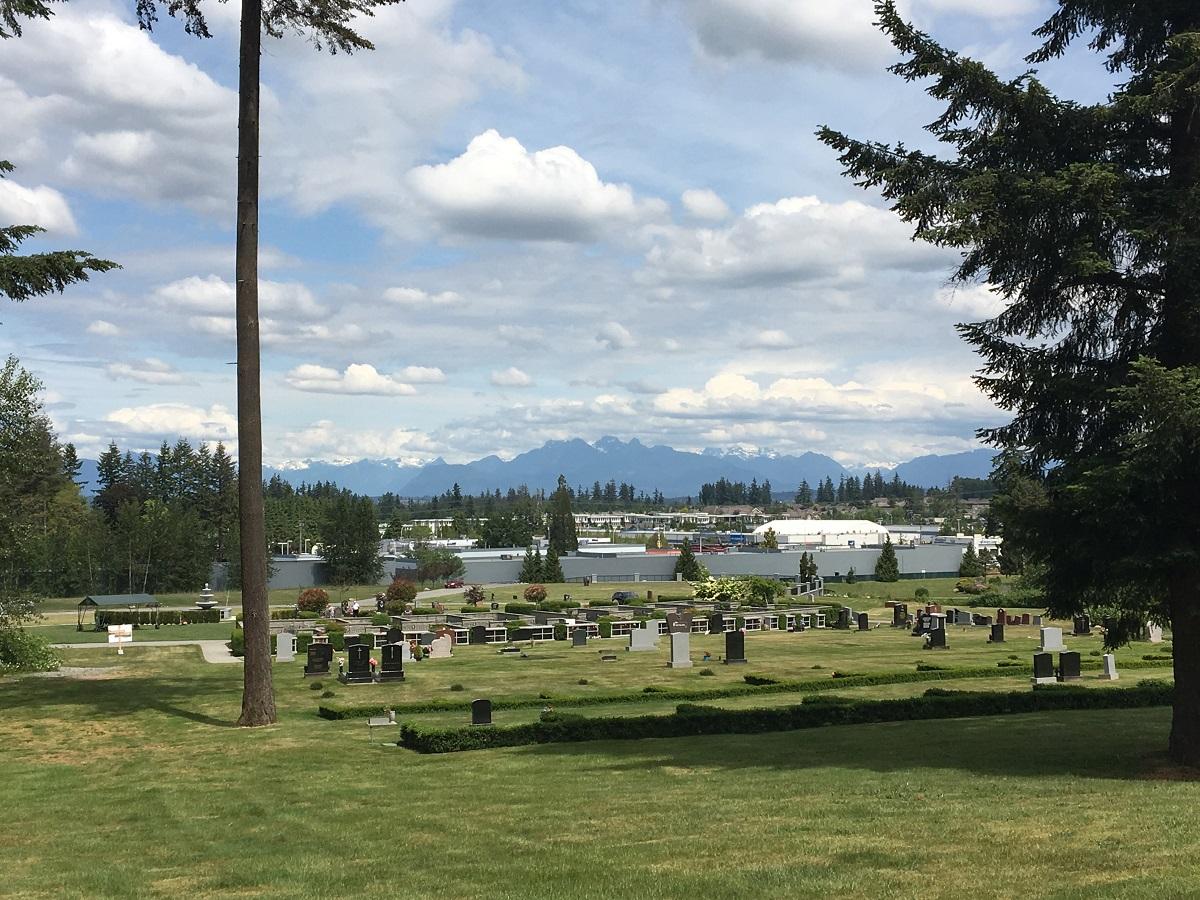 Victory Memorial Park Cemetery