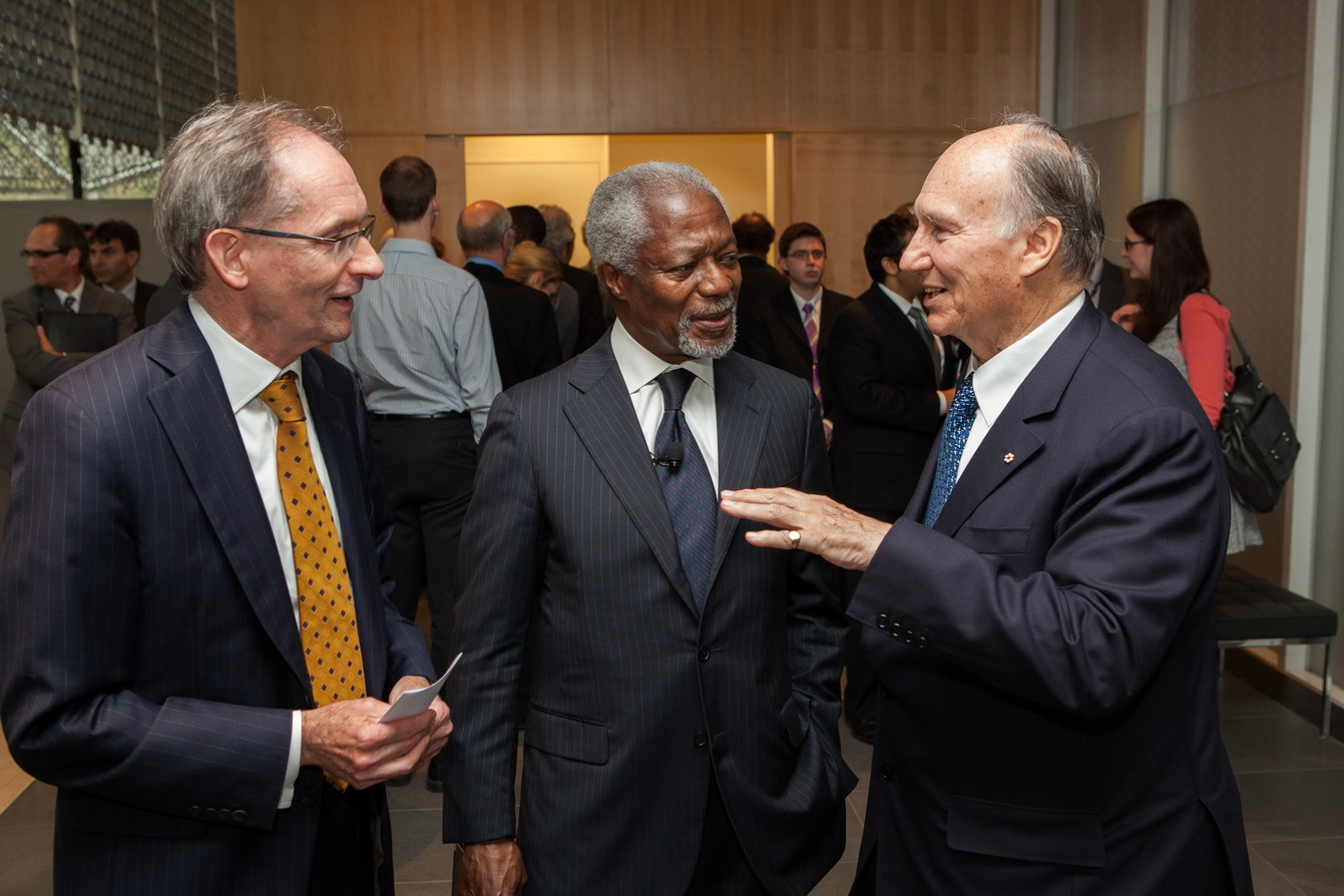2013-05-Canada-6822_Aga Khan and Kofi Annan