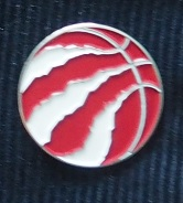 The Toronto Raptors Lapel Pin