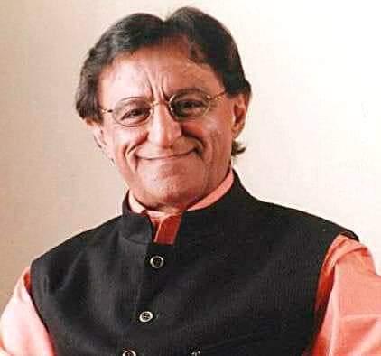 Shamshu Jamal (1936-2019), Ismaili singer, simerg photo