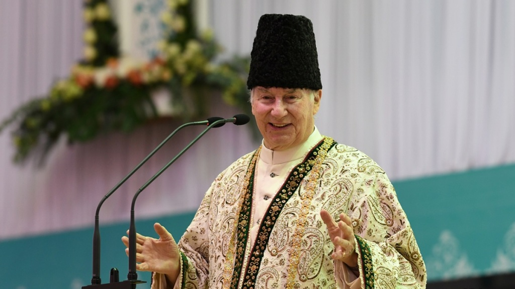 His Highness the Aga Khan, Simerg, Mawlana Hazar Imam.