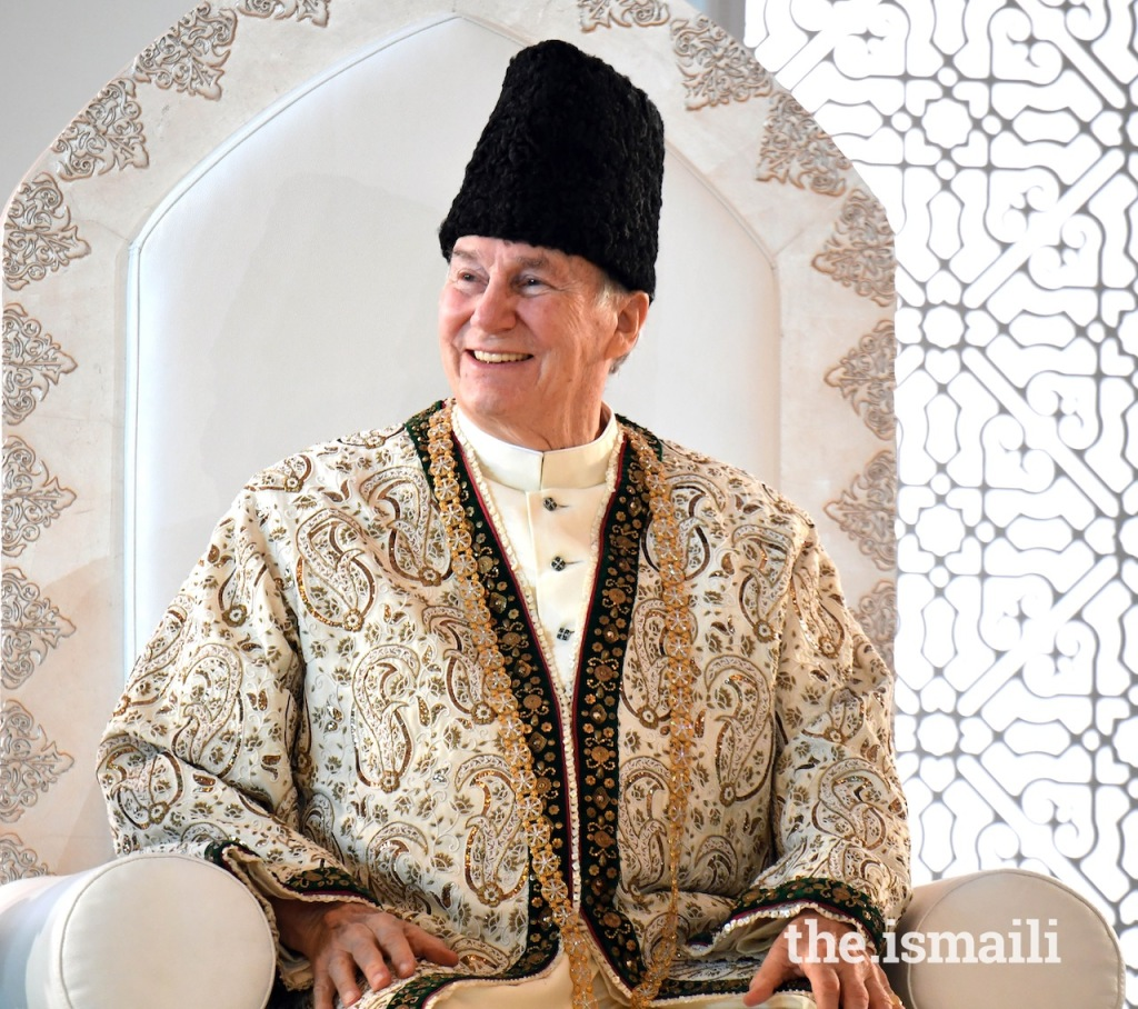 His Highness the Aga Khan, Mawlana Hazar Imam