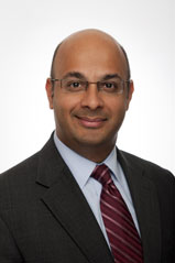 Khlail Shariff, CEO of Aga Khan Foundation Canada