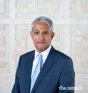 Malik Talib. Ismaili Leaders' International Forum