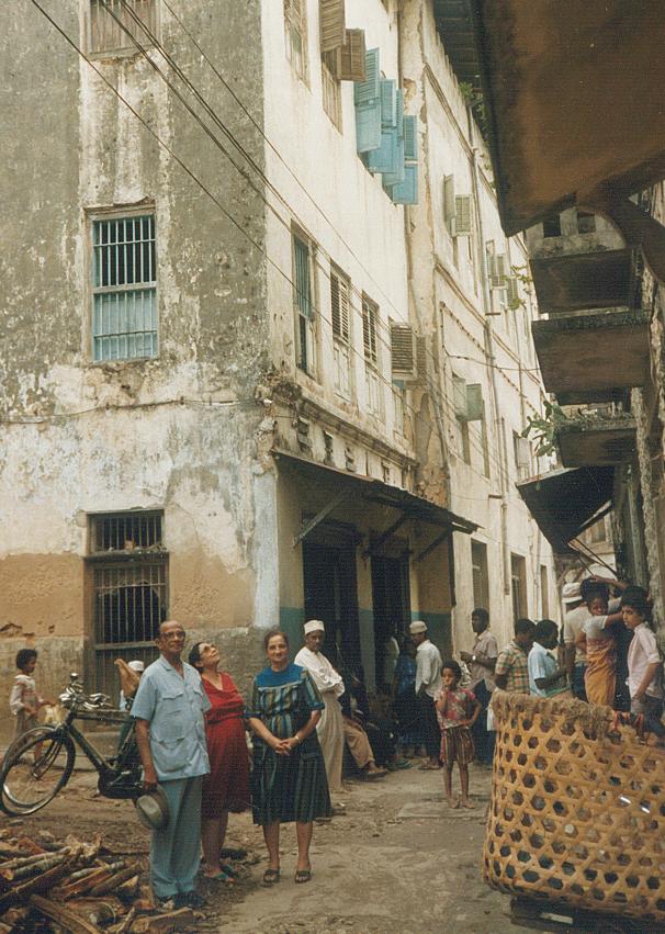 Gulamhusein Harji Sumar residence in Zanzibar.