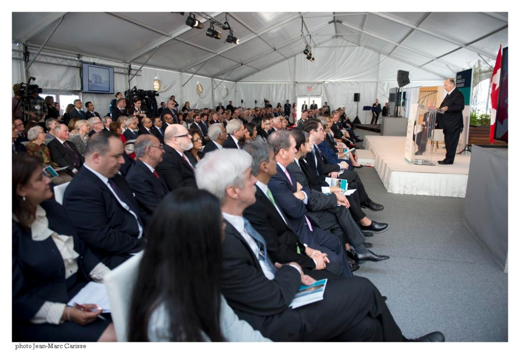 Aga Khan address Global Centre for Pluralism Jean-Marc Carisse Barakah and Simerg