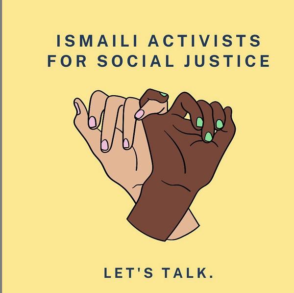 Ismaili activists Instagram Simerg