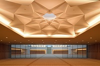 Ismaili Centre Toronto Prayer Hall Simerg