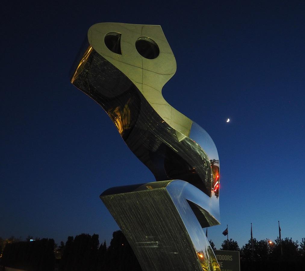 Heech Sculpture Aga Khan Museum Simergphotos