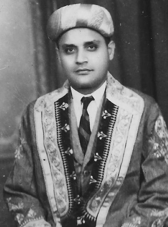 Shamshu Bandali Haji