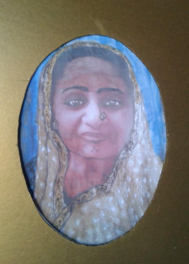 Prembai Ibrahim Teja, c1910 Simerg Ismaili Diaries
