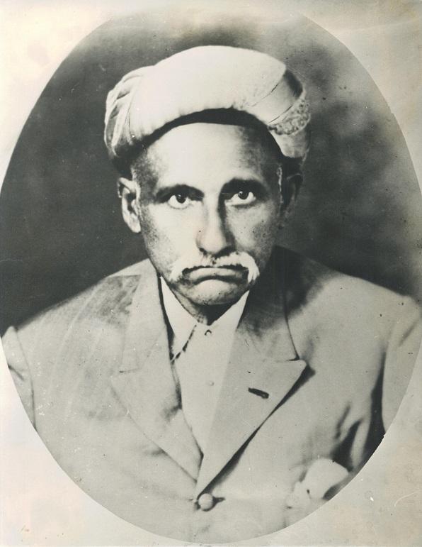 Mohamed Hamir Pradhan (1880 - 1943) of Iringa, Tanzania Simerg