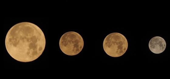 Full Moon Aga Khan park Simergphotos Malik Merchant
