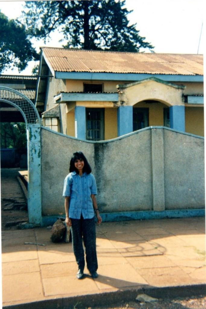 Jinja Jamatkhana building, Simerg