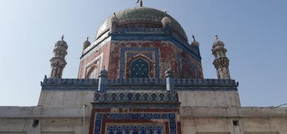 Pir Shams Mausoleum