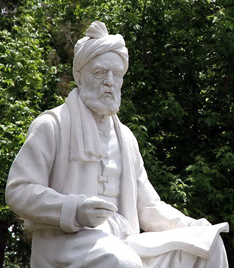 Statue of Ferdowsi in Tus,_Iran
