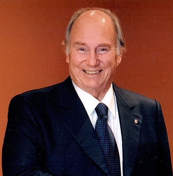 His Highness the Aga Khan. Photo: © John MacDonald, Ottawa