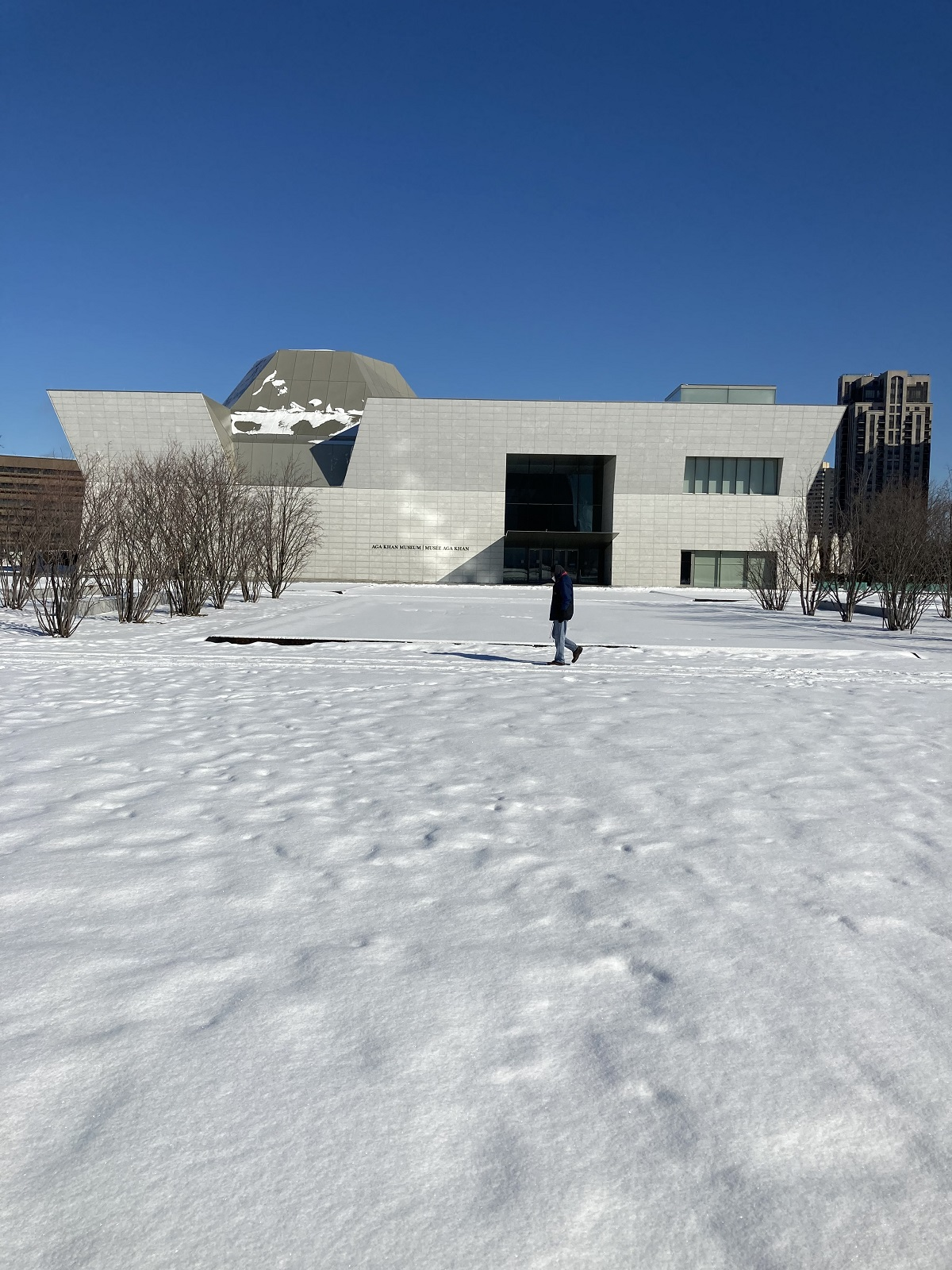 Aga Khan Museum Valentine's Day