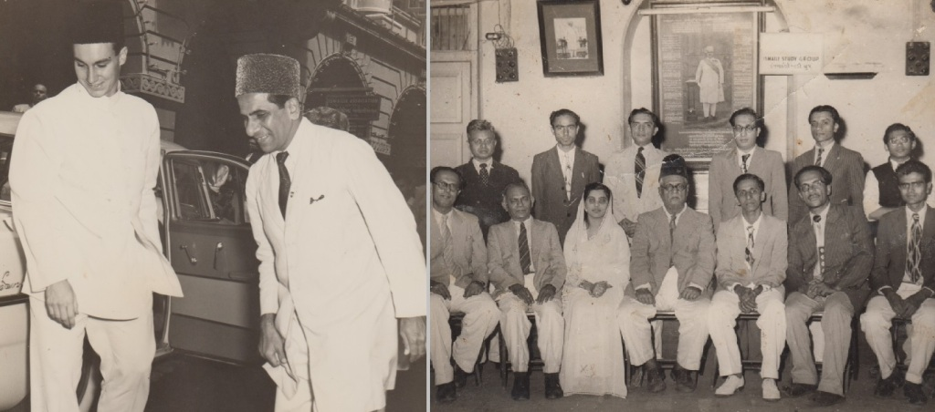 Aga Khan in Mumbai and Ismaili Missionaries
