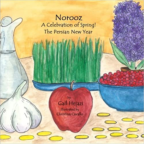 Books on Nowruz, Nourooz, Navroz, Persian New Year