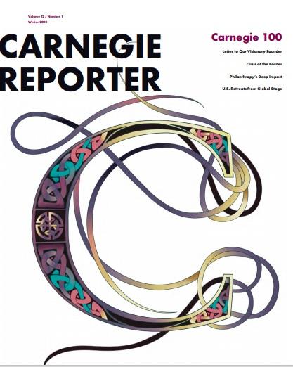Carnegie reporter