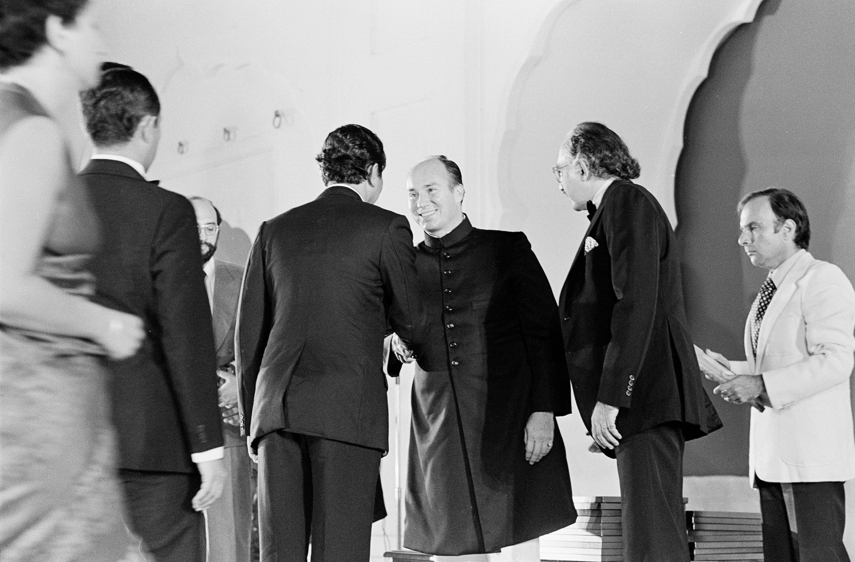 Aga Khan Award Ceremony AKDN photo Lahore 1980 simerg