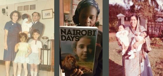 Nairobi Days by Shelina Shariff-Zia Ismaili author series by Simerg