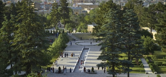 Chihilsitoon Garden and palace rehabilitation in Kabul, Afghanistan. AKDN / Simon Norfolk featured image
