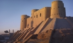 In 2008 the AKDN, in partnership with the Afghan Government, began the restoration of the Ikhtyaruddin Citadel in Herat. AKDN / Simon Norfolk