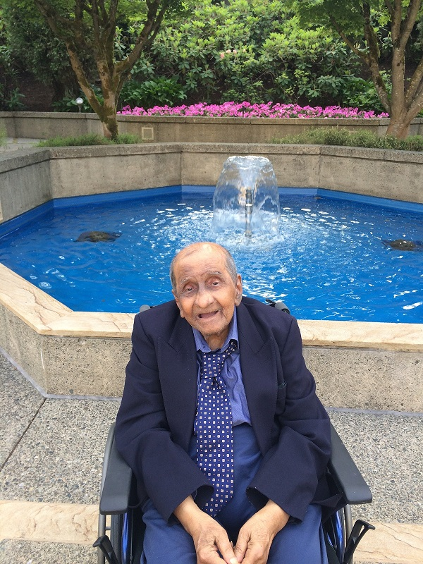 Jehangir Merchant, Ismaili teacher, writer and missionary at Ismaili Centre Vancouver