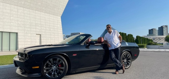 Essays and Letters simerg 2016 Challenger SRT8 Convertible