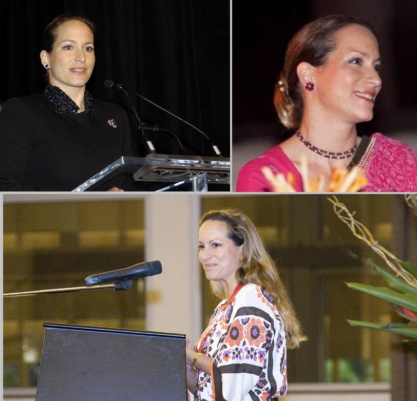 Princess Zahra Aga Khan Birthday Barakah and Simerg