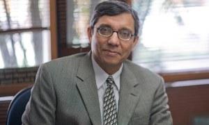 Aga Khan University's Professor Zulfiqar Bhutta